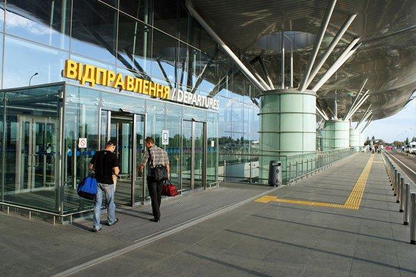 Депортация российских граждан в аэропортах Украины