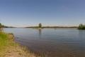 Река в Сибири.