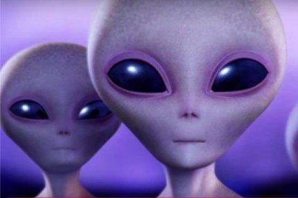 Изображение инопланетян.