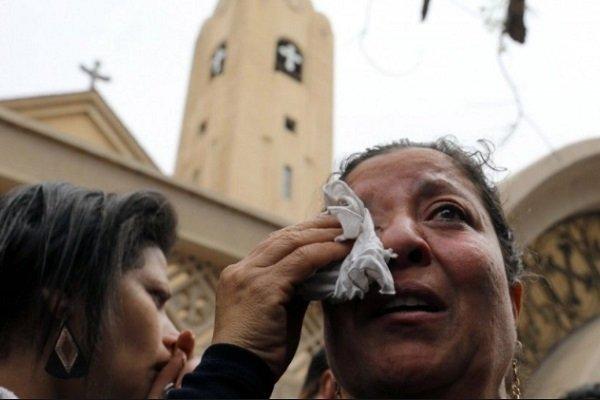 Стрельба в коптской церкви
