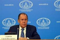 Министр иностранных дел РФ Лавров.
