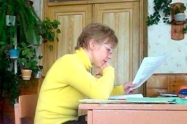 53-летняя учительница истории Марина Пархимович