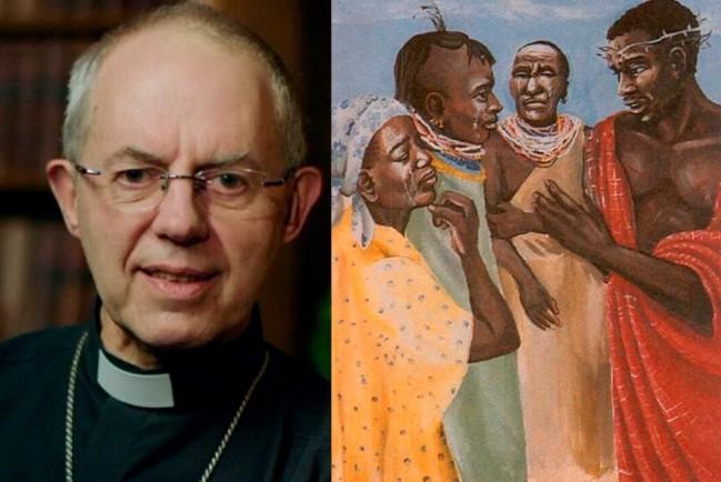 Глава Английской церкви заявил, что Иисус «не был белым»