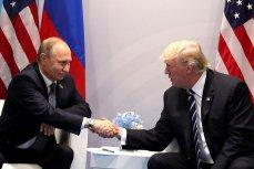 Путин и Трамп на саммите G20.