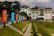 Вьетнам. Город Далат