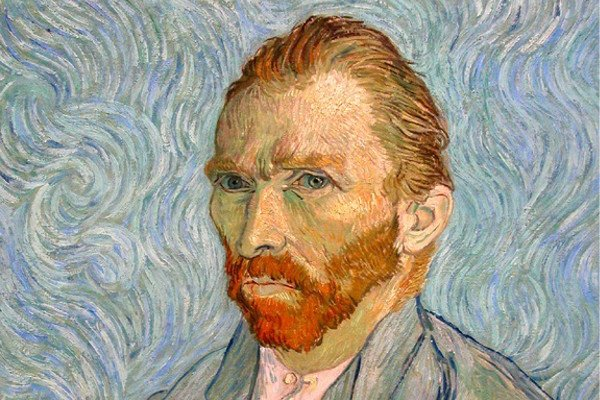 Ван Гог, автопортрет