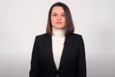 Лидер оппозиции Светлана Тихановская