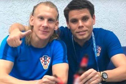 Домагой Вида и Огнен Вукоевич