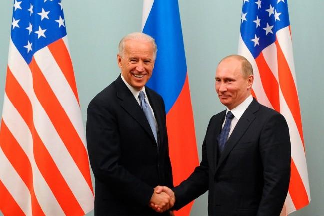 Путин объяснил, почему не поздравил Байдена с победой на выборах