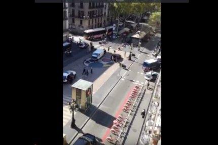 Теракт в Барселоне 17.08.2017.