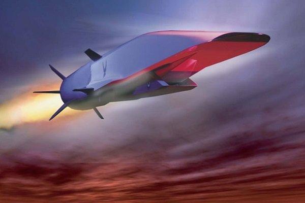 Гиперзвуковая ракета  Boeing X-51 Waverider