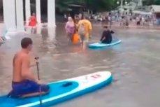 потоп в Геленджике