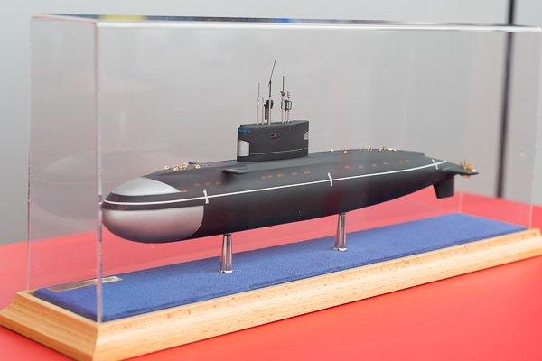 Подводная лодка с ракетным комплексом «CLUB-S»