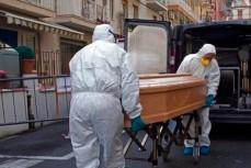 Умерший от коронавируса в Италии