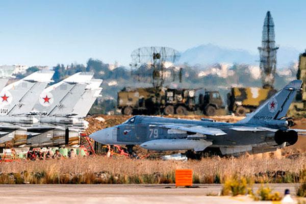 ВКС России продолжает наносить авиаудары.