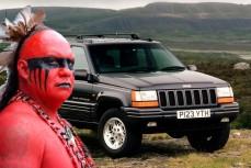 Индейцы чероки требуют прекратить называть автомобиль Jeep Cherokee  именем их народа