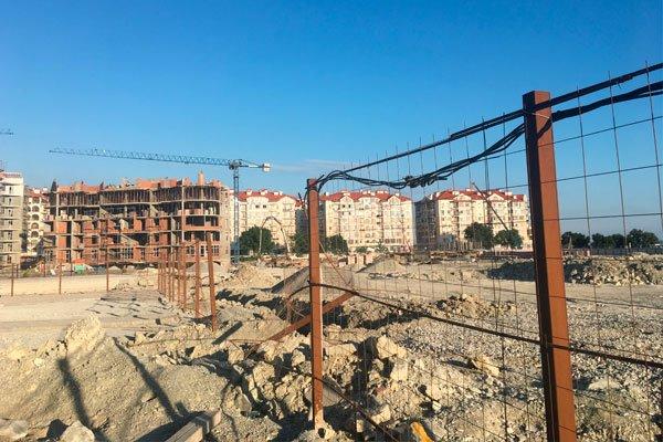 Строительство жилого комплекса «Черноморский 2»