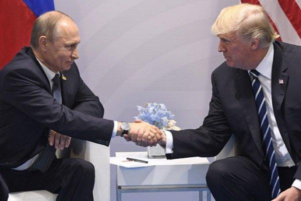 Трамп назвал сроки вероятной встречи сПутиным итемы разговоров
