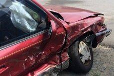 Автомобильная авария.