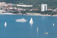 Парусная регата крейсерских яхт в Геленджике