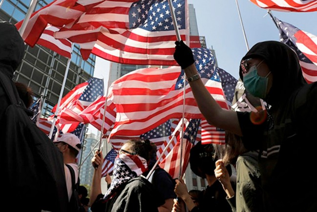 США и коронавирус