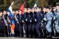 Парад московской полиции