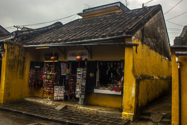 Архитектура города Хойан внесённая в список Юнеско. Вьетнам.