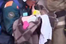 Спасение десятимесячного малыша в Магнитогорске