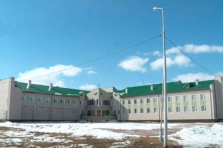 Мюрюнская юношеская гимназия в Якутии