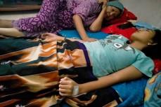 "Эча - индонезийская ""спящая красавица"""