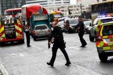 Полиция в Лондоне.