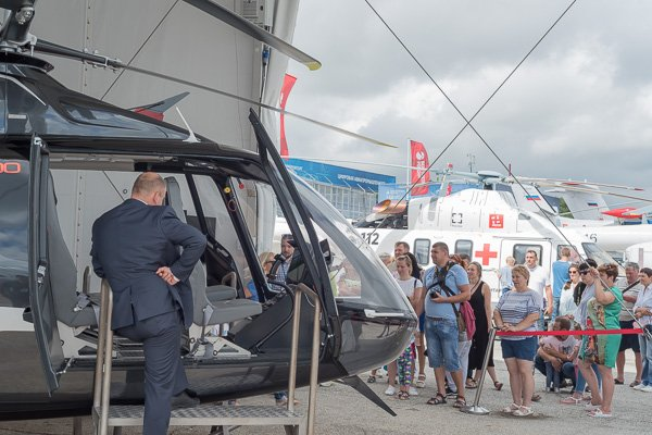 Кабина вертолёта будущего VRT500