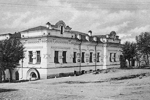 Дом купца Ипатьева в Екатеринбурге