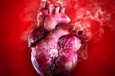 Курящее сердце
