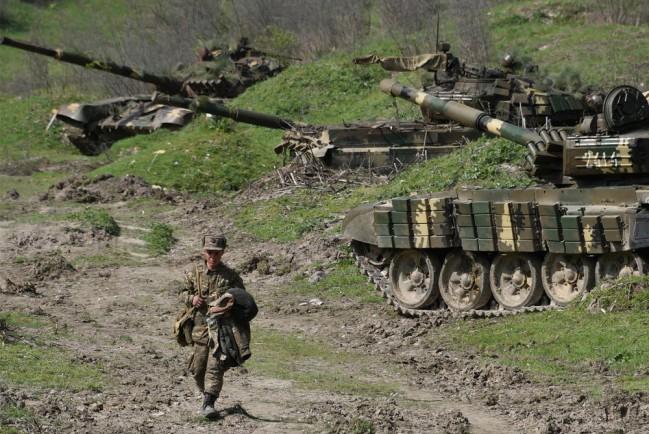 Военный конфликт между Арменией и Азербайджаном