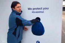 Кандидат в президенты Украины Игорь Шевченко набирает бесплатных шапок