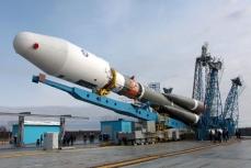 Ракета космического назначения, космодром Восточный.
