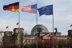 Здание Рейхстага (дом парламента Германии) в Берлине
