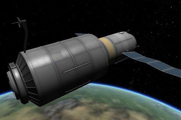 Китайская космическая станция потеряла управление ипадает