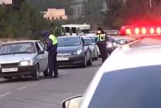 Полиция не пускает автомобили в Геленджик
