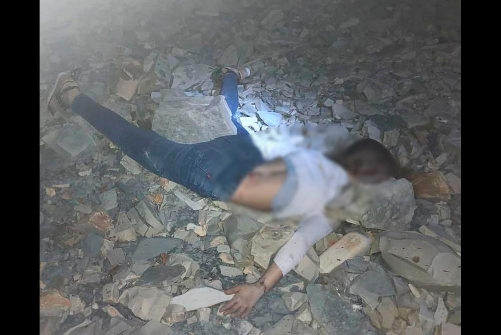 Погибшая девушка в Геленджике, которая упала с обрыва