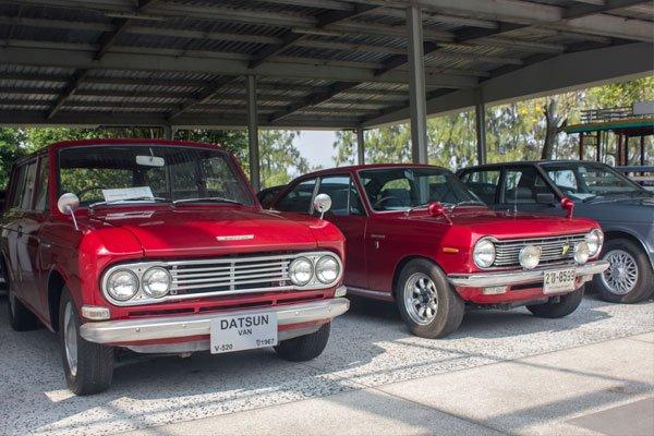 Музей Siam Motors в Паттайи.