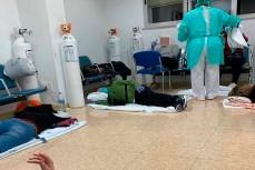 Коронавирус в Испании