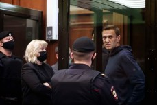 Прокурор требует отправить Навального на 3,5 года в колонию