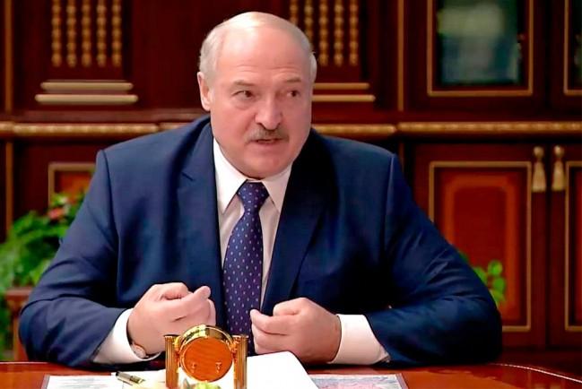 Лукашенко о протестах в Польше