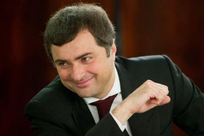Экс-помощник президента РФ Владислав Сурков