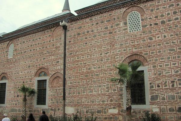 Архитектурные памятники в Несебре. Болгария.
