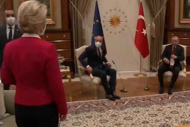 Эрдоган позабыл, что женщины - тоже люди
