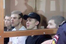 Кокорин и Мамаев на оглашении приговора в суде