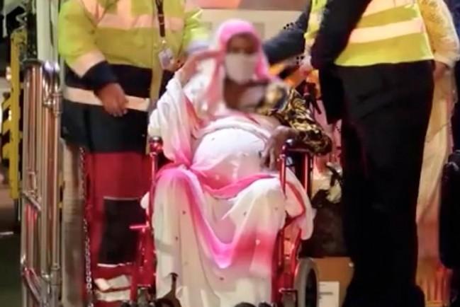 25-летняя Халима Сиссе из Мали установила позавчера мировой рекорд, родив 9 детей